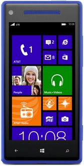 HTC 8X for AT&T