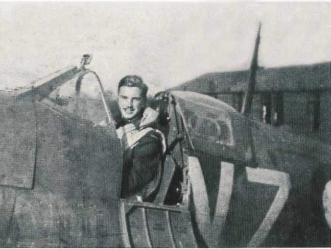 Vintage Wings Of Canada John Gillespie Magee Presentation