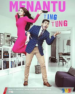 Menantu Ting Tong Episod 18