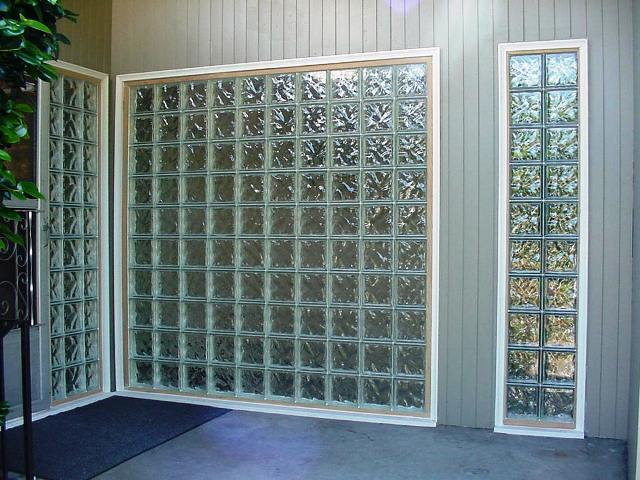 How Much do GLASS Block WINDOWS Cost