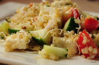 """Quinoa salade """"Griekenland"""""""