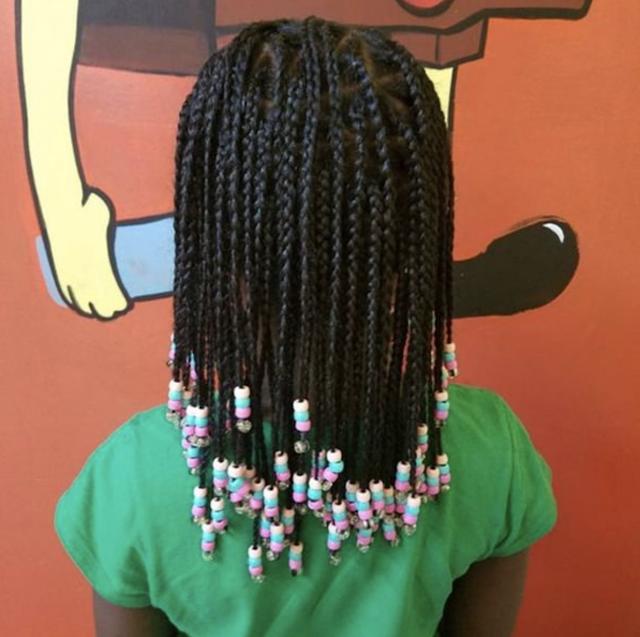 cute little girl braid hairstyles 2019
