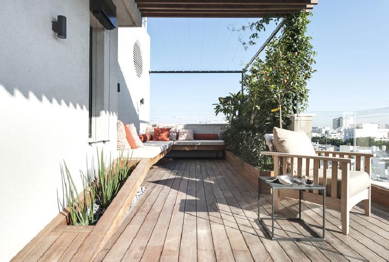 pavimento per esterno effetto legno