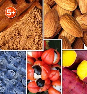 Alimentos que nos ajudam a viver mais tempo e com mais saúde