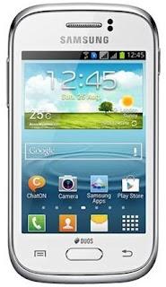 Cara Flashing Samsung Galaxy Young 2 (Official) dengan mudah