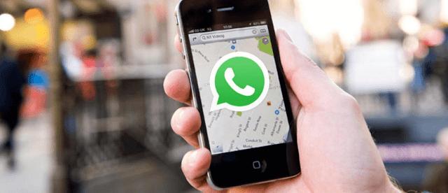 √ Cara Melihat Lokasi Teman Lewat Whatsapp