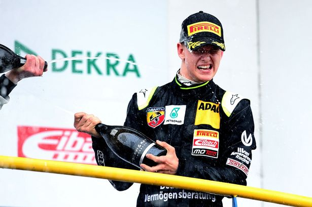 Michael Schumacher's son wins two races on Italian Formula 4 debut at Misano