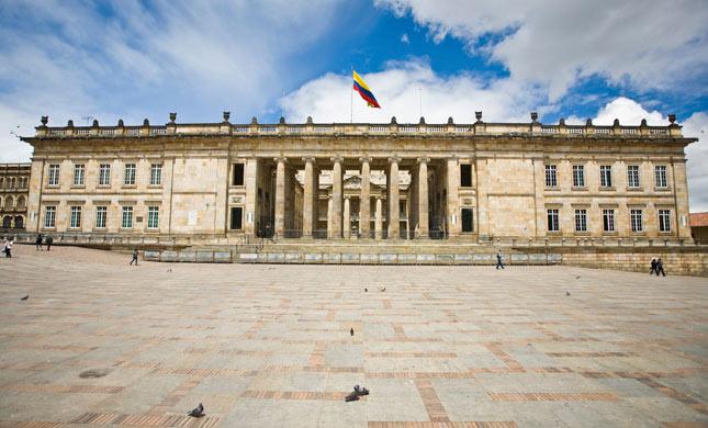 Resultado de imagen para capitolio colombiano