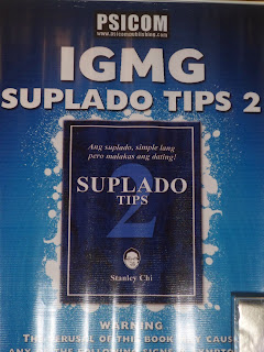 Suplado Tips Book 2 Will Invades The Inner You!