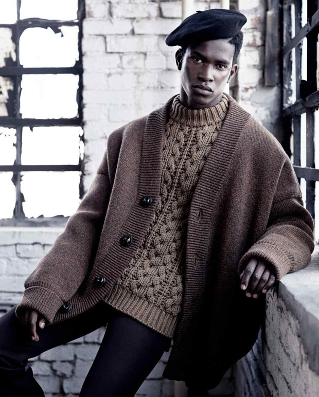 ItsNotYouItsMe Blog: Menswear's 1960s and '70s Revival: Salomon Diaz