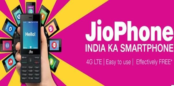 cancel JIO phone pre booking