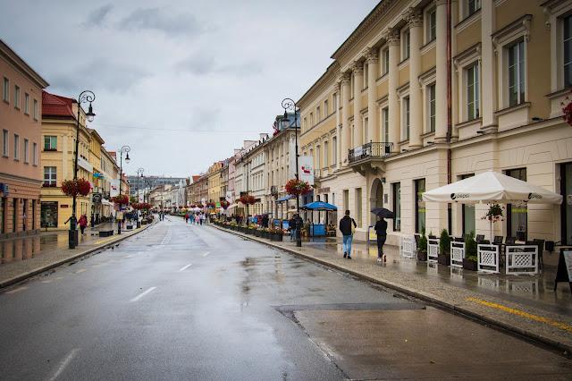 Marszałkowska-Varsavia
