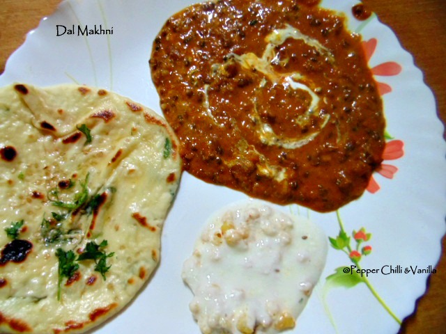 how to make dal makhani at home