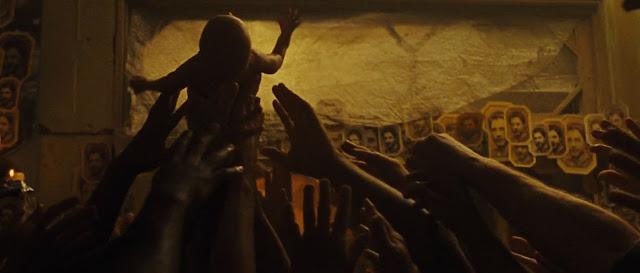 شرح قصة فيلم الأم mother! 2017