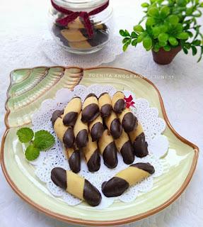 Ide Resep Kue Kering lapis Coklat