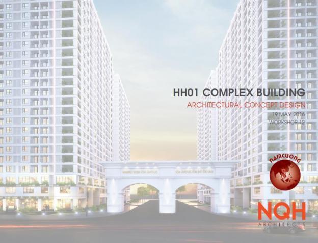 Chung cư HH01 Complex Building Nam Cường KĐT Dương Nội