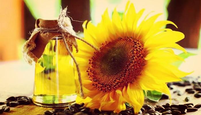 Remedios caseros con girasol