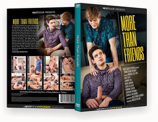 CAPA DVD – More Than Friends xxx 2018 – ISO