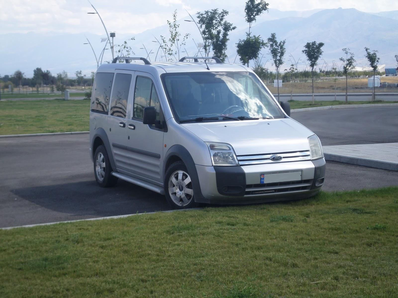 oto ailem: araÇ test/ ford connect 110 ps glx