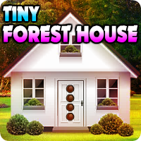 AvmGames Tiny Forest House Escape Walkthrough