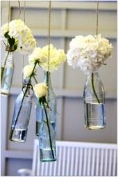 Kerajinan Tangan Dari Botol Bekas - Vas Bunga 3
