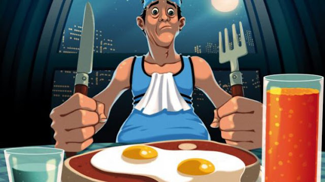 Calories Per Day For Men - The Biggest Nutrition Mistake
