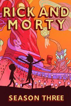 Rick and Morty 3ª Temporada Torrent - WEB-DL 720p/1080p Dual Áudio