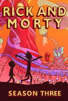 Rick and Morty 3ª Temporada Torrent - WEB-DL 720p/1080p Dual Áudio