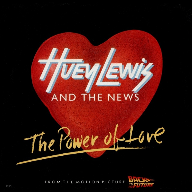 The power of love. Huey Lewis and the News