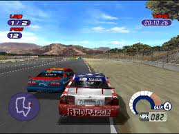Free Download Jarrett & Labonte Stock Car Racing PSX ROM PC Games Untuk Komputer Full Version ZGASPC