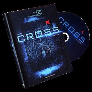 descargar dvd de magia gratis CROSS BY AGUS TJIU