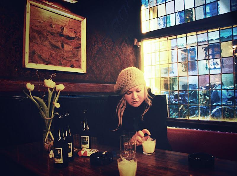 Bruin Café Daydreams in Amsterdam