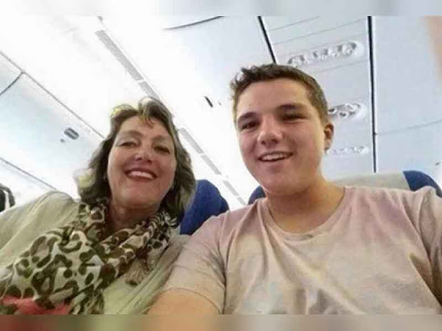 Las selfies tomadas justo antes de morir