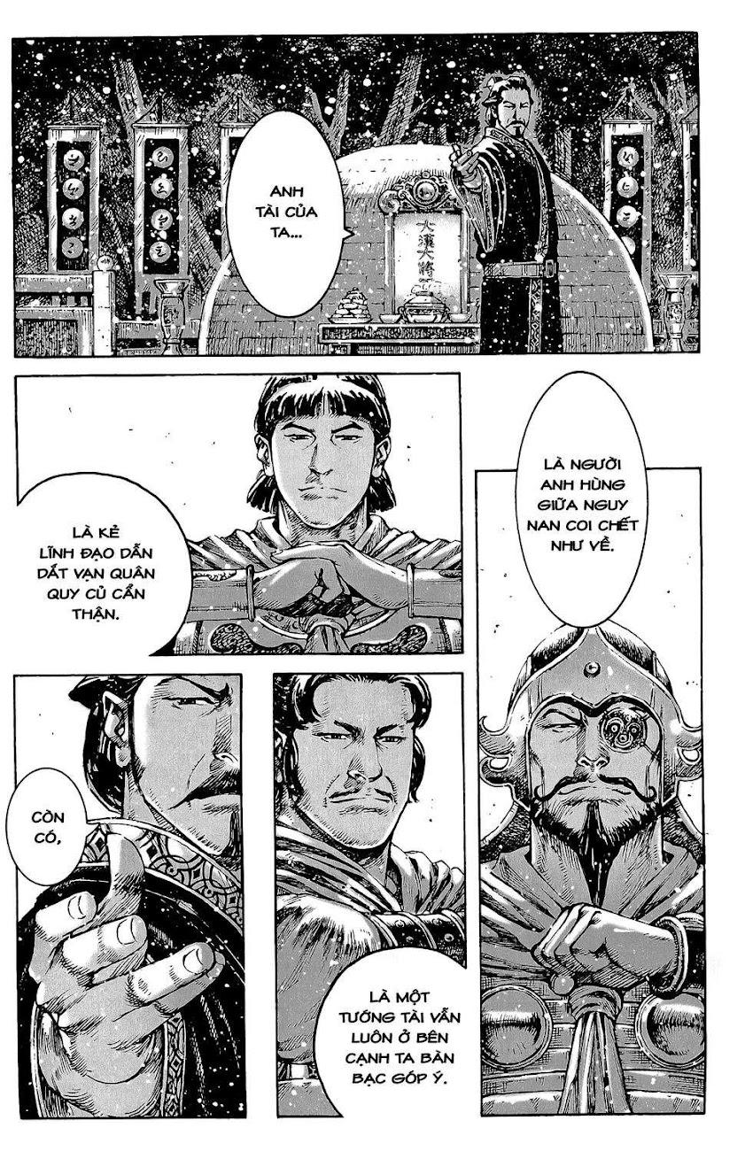 Hỏa phụng liêu nguyên Chương 368: Tống biệt anh hùng [Remake] trang 8