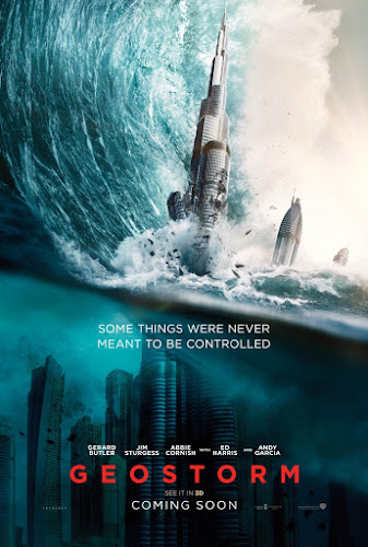 Geostorm (BRRip 720p Dual Latino / Ingles) (2017)