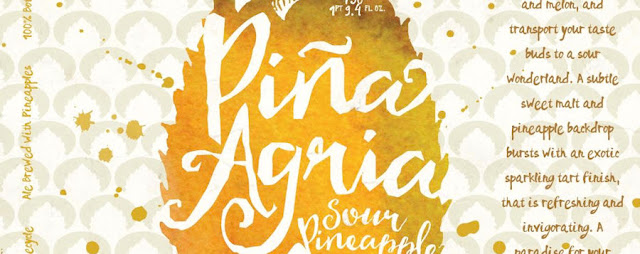Odell Brewing's Piña Agria