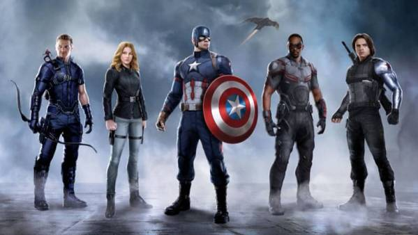 Resensi Film Captain America: Civil War