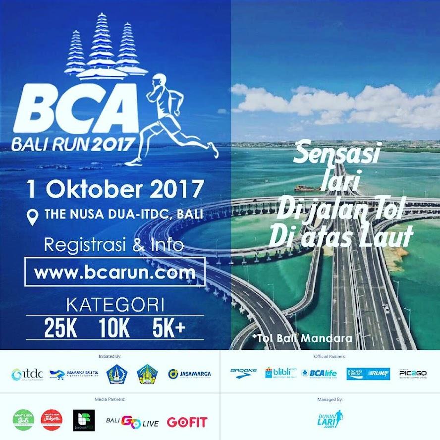 BCA Bali Run • 2017