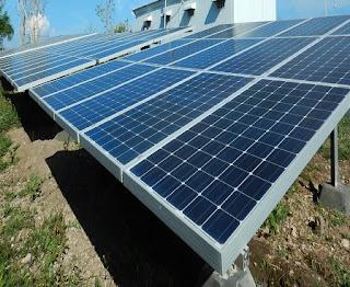 fotovoltaik PLTS