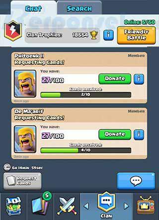 cara mendapatkan legendary card di clash royale