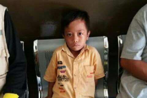 Polres Temukan Anak di Yos Sudarso Palopo