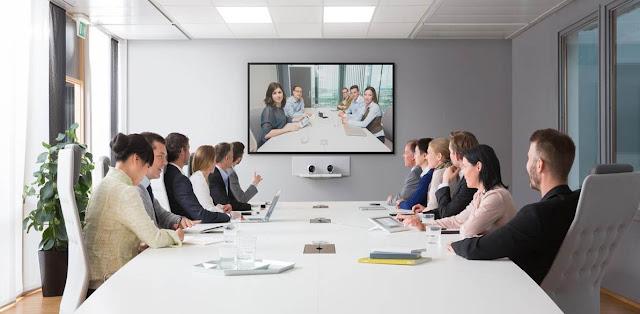 Sử dụng hội nghị truyền hình