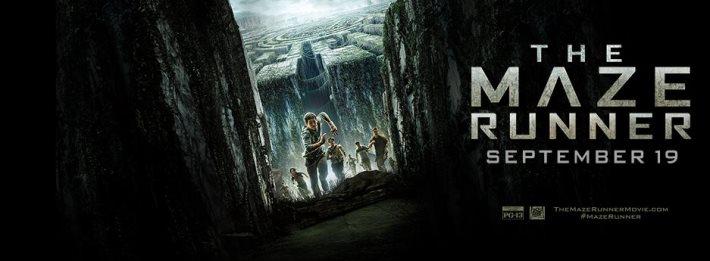 Poster 4: The Maze Runner