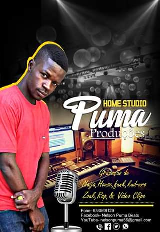 Nelson Puma - Te Amo (Love Gangster)