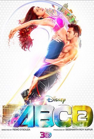 ABCD 2 Any Body Can Dance 2 (2015) Hindi DVDScr 700MB