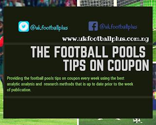 WEEK 06: UK FOOTBALL POOLS TIPS ON COUPON | 18-08-2018 | www.ukfootballplus.com.ng