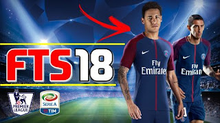 Game Pes FTS 18 Full Transfer Offline Apk+Data Season 2017/2018