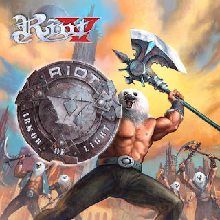 "Το βίντεο των Riot V για το ""Angel's Thunder, Devil's Reign"" από το album ""Armor of Light"""