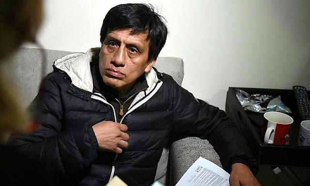 Detención el empresario Antonio Camayo, gerente de Iza Motors