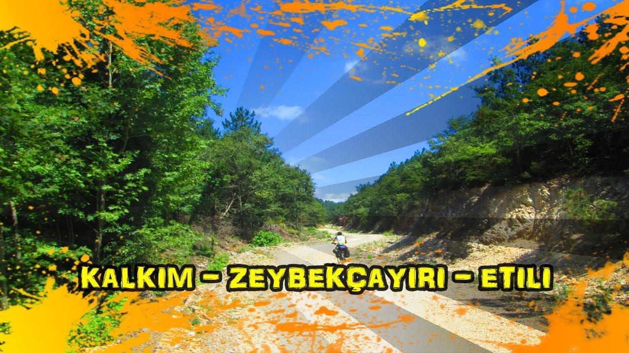 2018/08/16 Kalkım - Akçakoyun - Aşağıçavuşlu - Oğlanalanı - Zeybekçayırı - Uzunalan - Göle - Tepeköy - Etili - Alibeyçiftliği